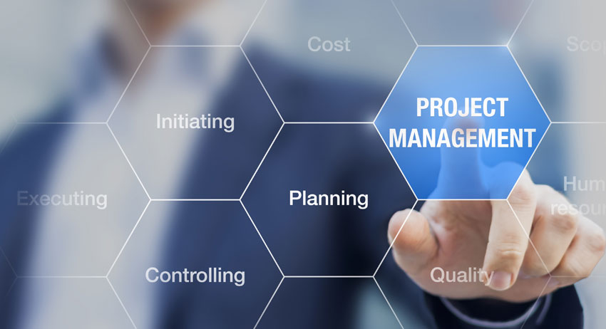In-Tek Customer Support and Project Management
