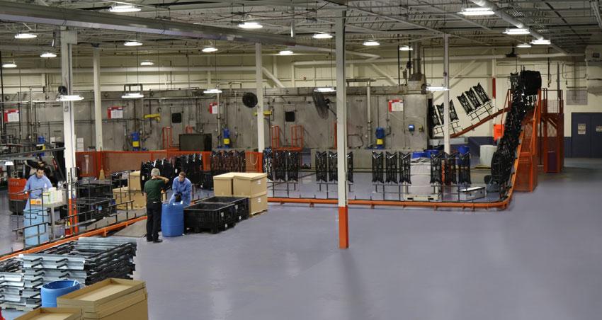 In-Tek Robotic Paint Systems