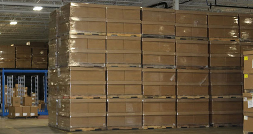 In-TeK Parts Warehousing and distribution